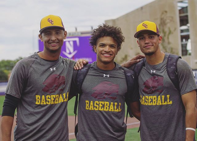#wednesdaywhy This is why. ⠀⠀⠀⠀⠀⠀⠀⠀⠀ ⠀⠀⠀⠀⠀⠀⠀⠀⠀⠀⠀⠀⠀⠀⠀⠀⠀ 3 guys from Colombia using baseball as a vehicle to getting a college degree in the United States. Proud of these guys as they go back to Concordia for their last season!