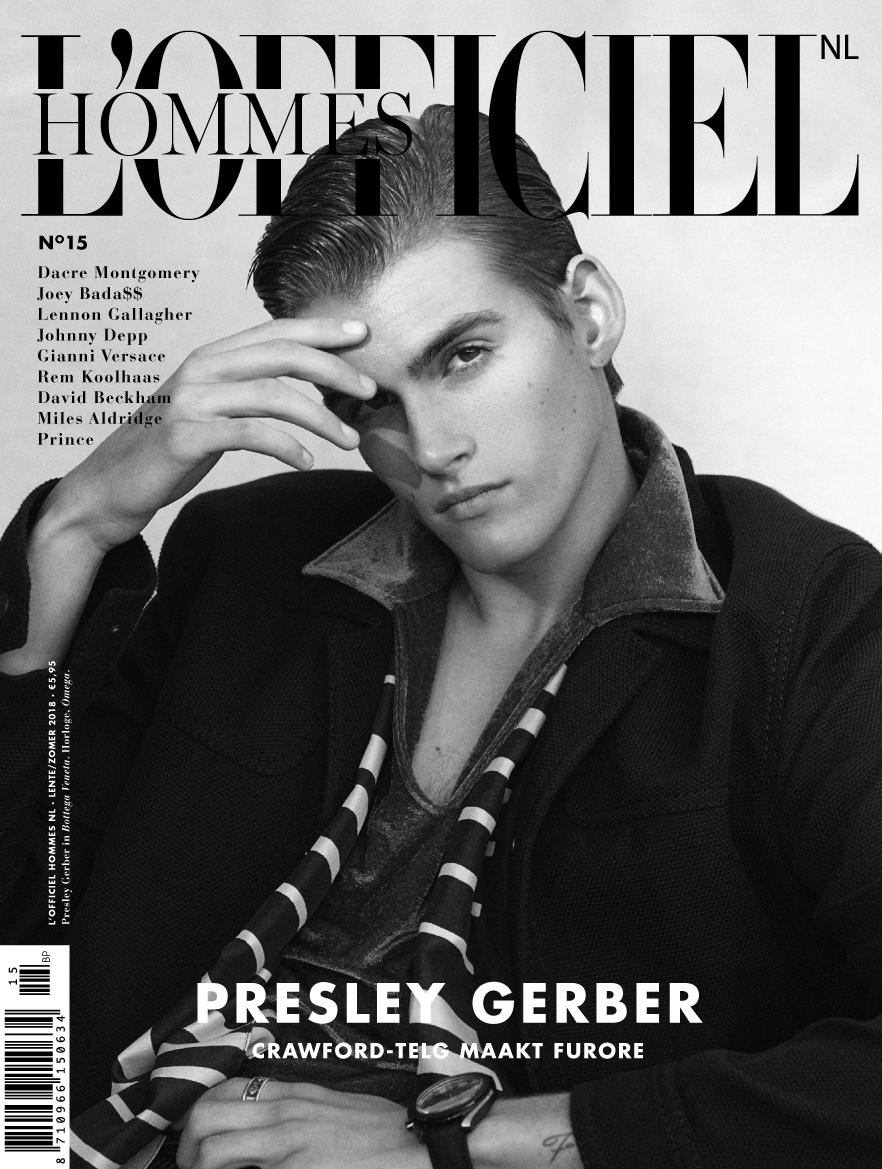 L'OFFICIEL HOMMES NL - Presley .jpg