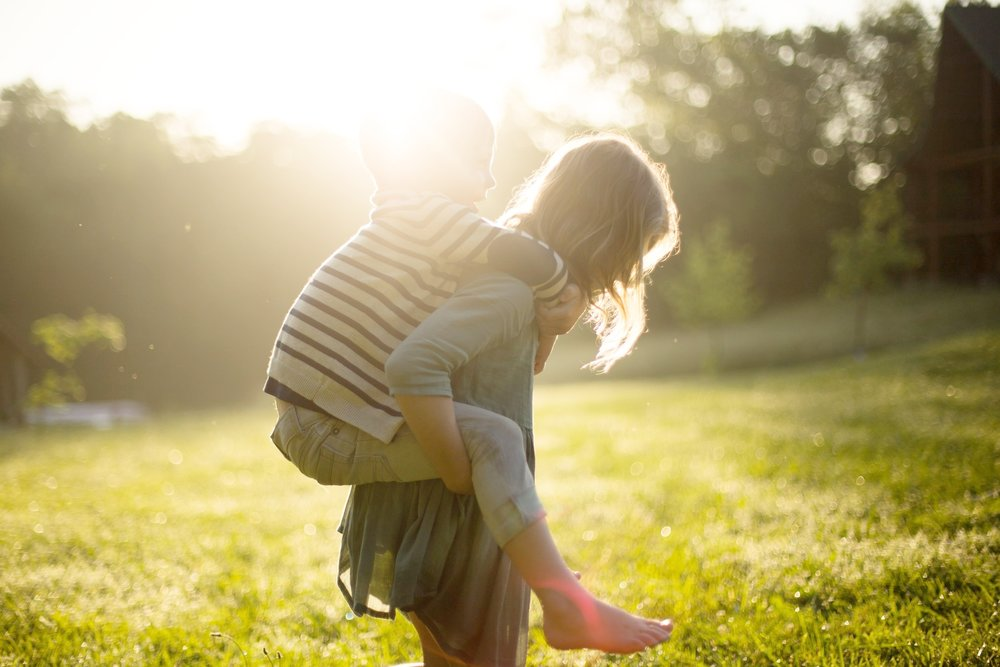 Happy healthy parents make happy healthy children. - - Dr. Miriam Stoppard