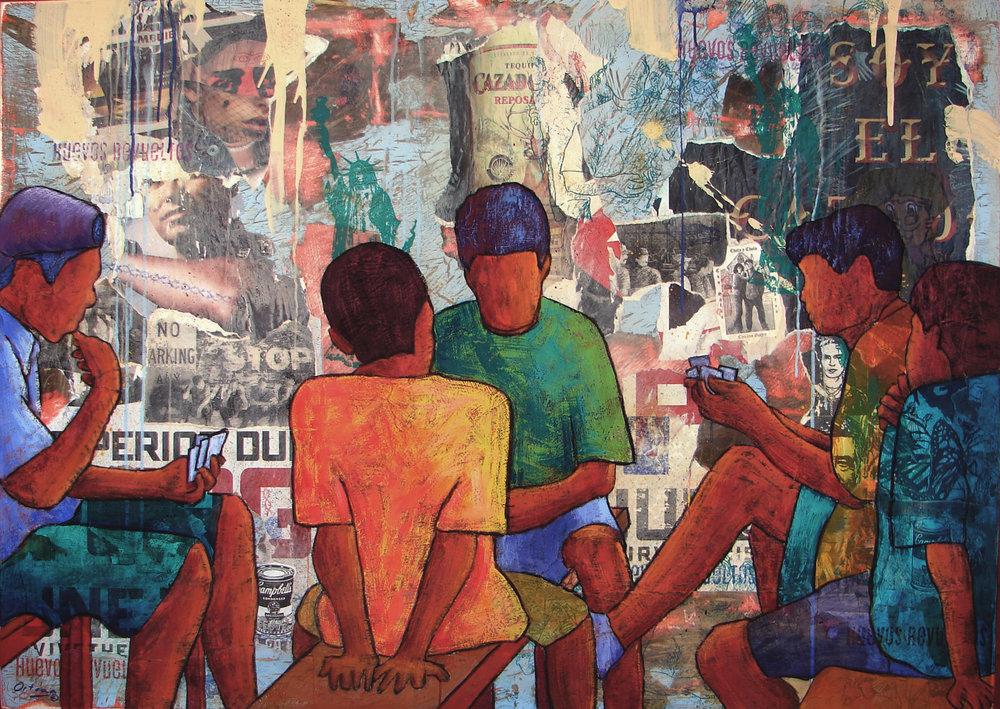 Dreamers_Acyrlic and collage_Ortega .jpg