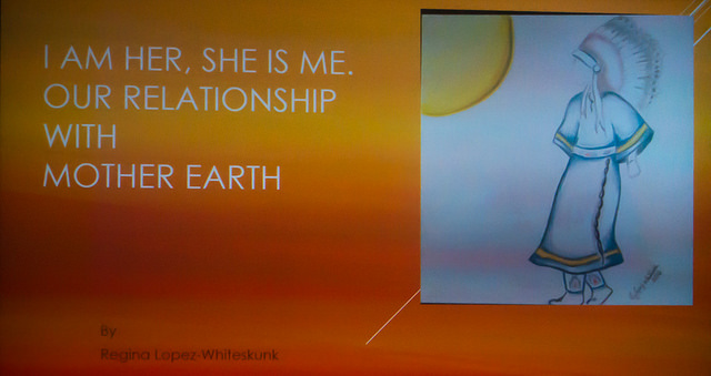 I Am Her and She is Me: Our Relationship with Mother Earth