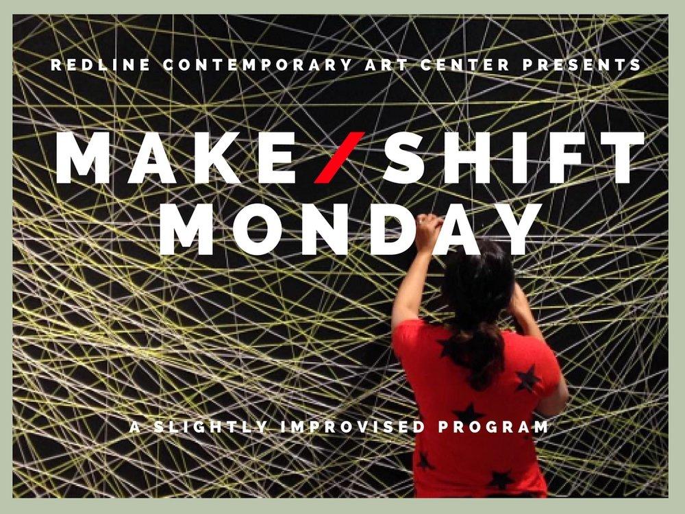Make/Shift Monday -