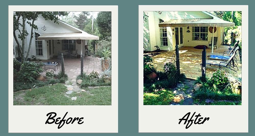 Before After Bainbridge Tallahassee Crawfordville