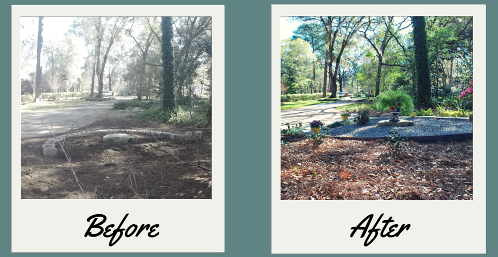 Tallahassee Bainbridge Crawfordville landscaping Tallahassee Lawn Care Nursery