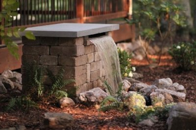 Patio Paver Small Water feature