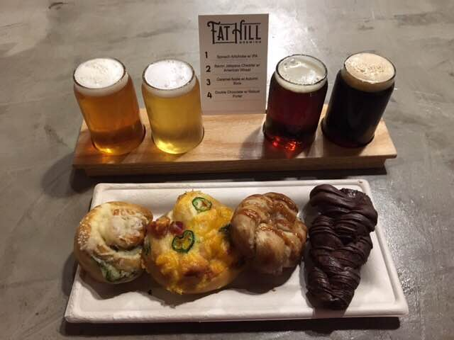 What pairing was your favorite? Spinach Artichoke w/ IPA Bacon Jalepeno Cheddar w/ American Wheat Caramel Apple w/ Autumn Bock Double Chocolate w/ Robust Porter
