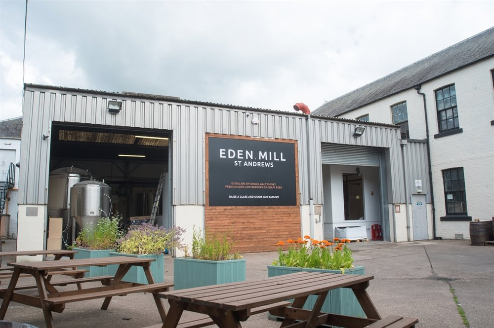 Eden Mill Distillery/Brewery
