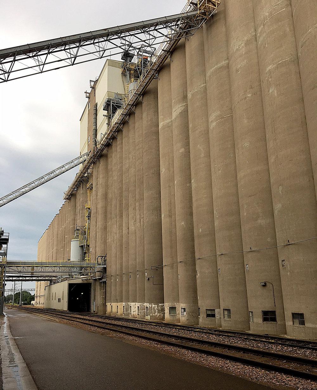 Ooooo, silos…