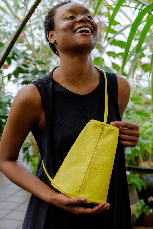 hannah emile sling purse