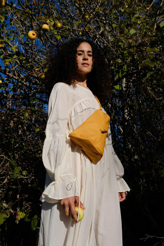 handmade soft leather purse california