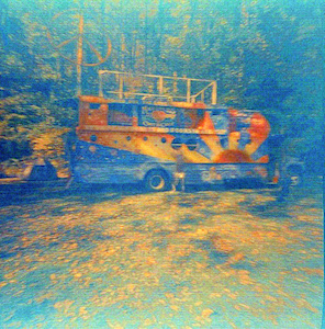 """Magic Bus"" Black Mountain NC"