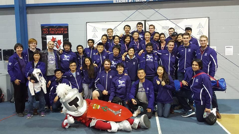 Varsity Team at RMC 2015