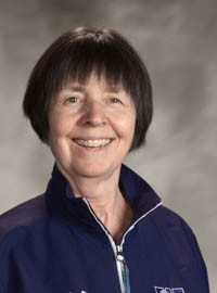Carol Chrstie - Head Coach