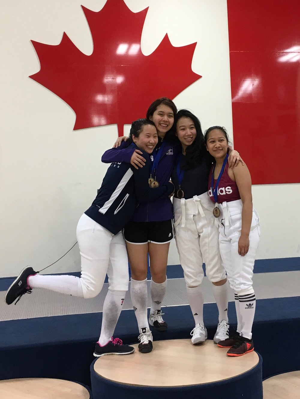 Vango UWS Linda Huang 2, Daphne Huang 1, Cindy Su 3, Kathleen Villalba 3.jpg