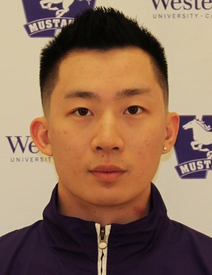 Xiaocong (Athan) Guo; Men's Foil Co-Captain