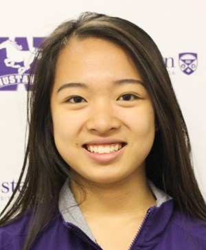Evelyn Zheng; Team Captain