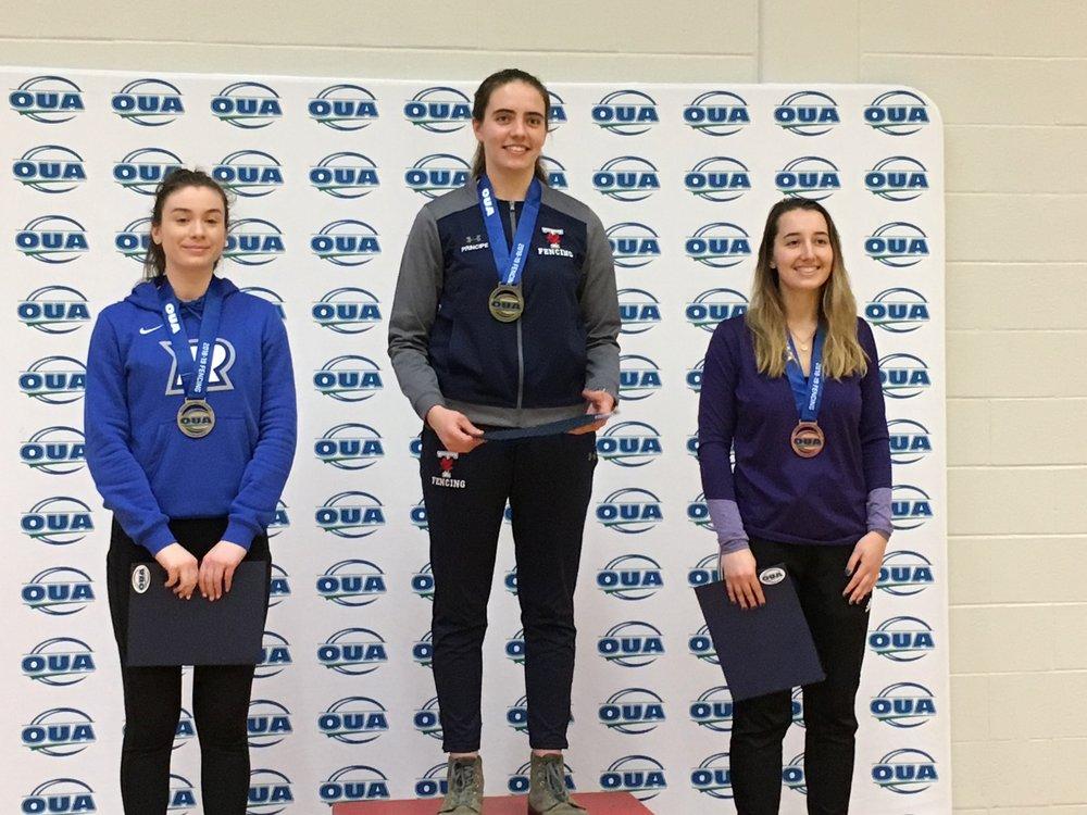 Olga gets bronze in individual epee.jpeg