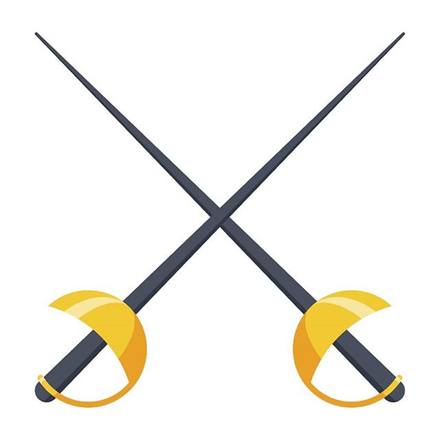 The Fencing Team is doing a Trivia Quiz over the next two weeks of tournaments!  Question 1 - please reply by noon Saturday  The 3 weapons of modern fencing are: A The snowball, the épée and the foil; B The foil épée and sabertooth tiger, grrr; C The sabre, épée and foil.