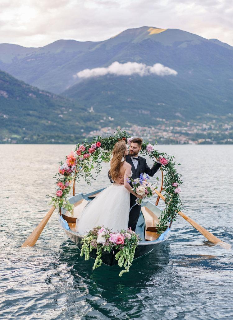 Kristina & Max, Como, Italy