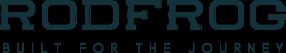 RodFrog Secondary Logo