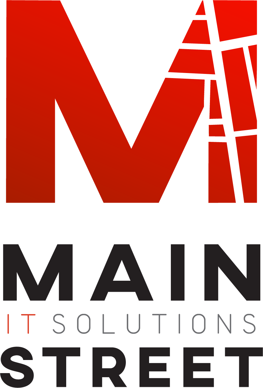 Mainstreet IT Solutions  Secondary Logo