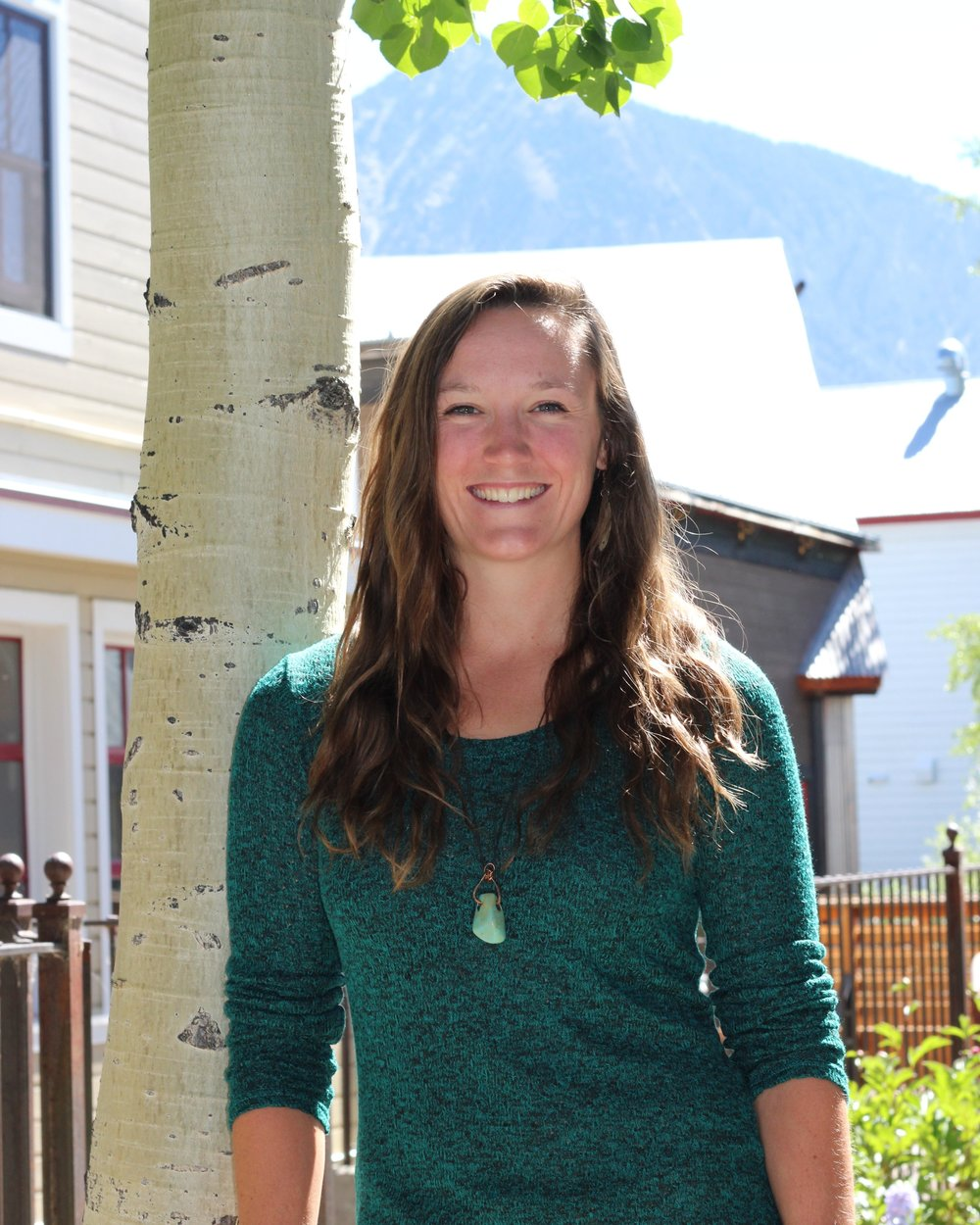 Allysa McGill Crested Butte Massage Therapist