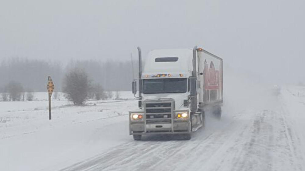 Rene Transport truck