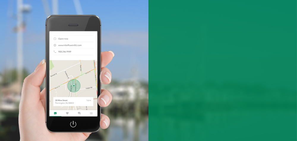 Communifi with local businesses. Instantly.   How it works