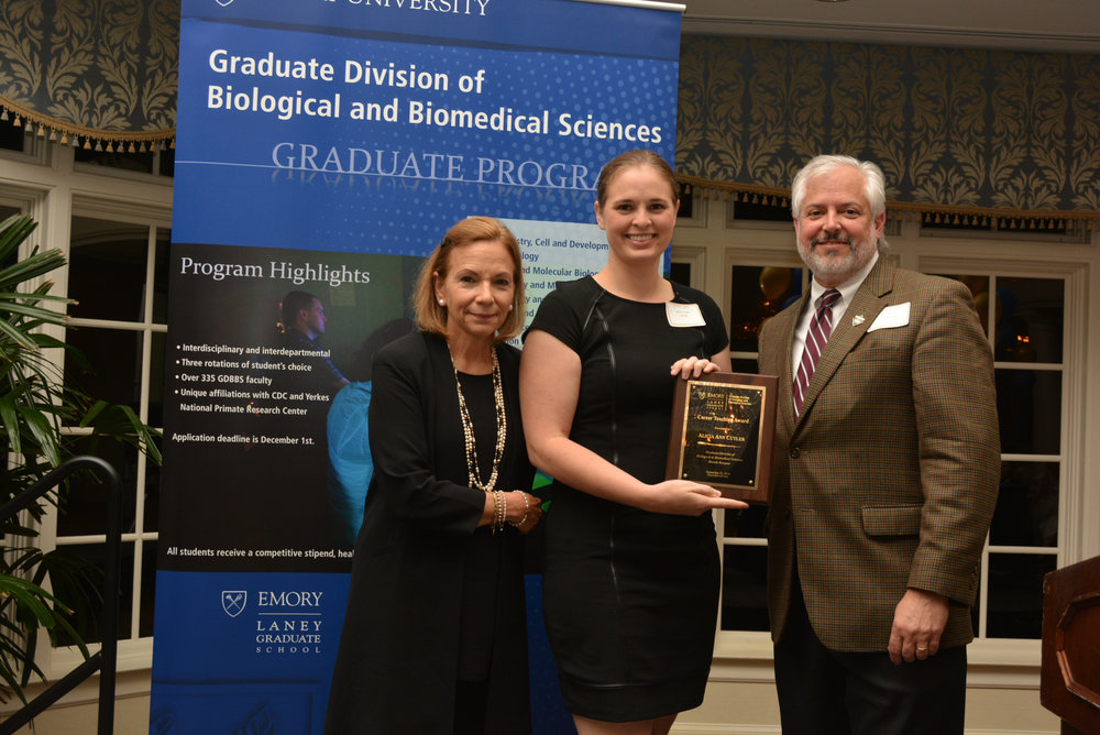 Emory STEM Symposium Draws Diverse Students from Around the