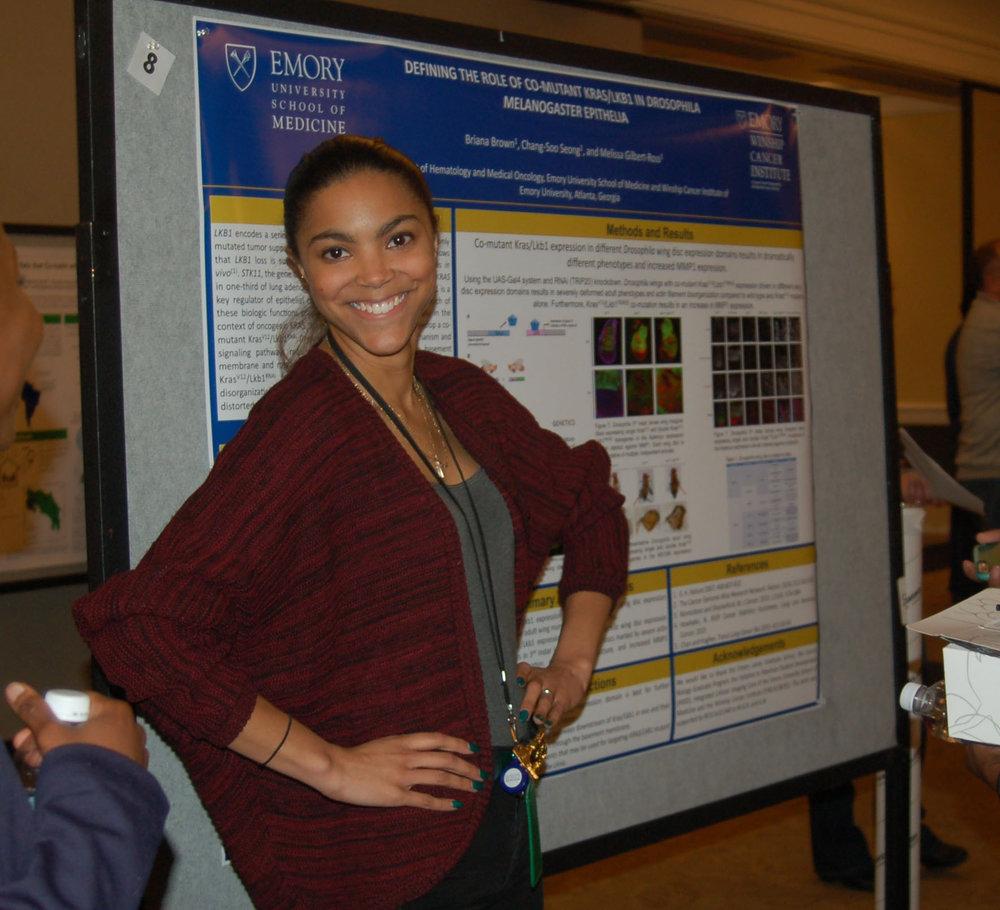Briana Brown (Cancer Biology)
