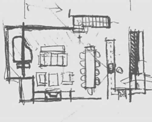 Architecture Services in Northern VA - Sketch 1