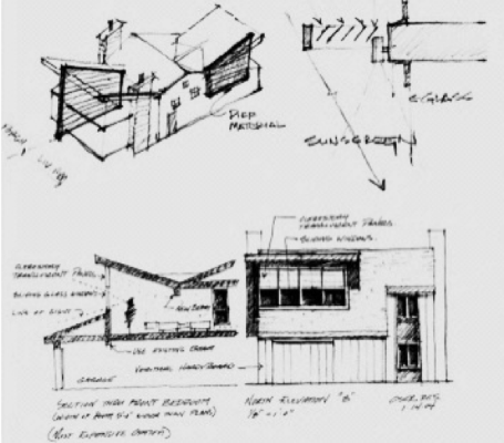 Architecture Services in Northern VA - Sketch 2