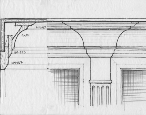 Architecture Services in Northern VA - Sketch 3