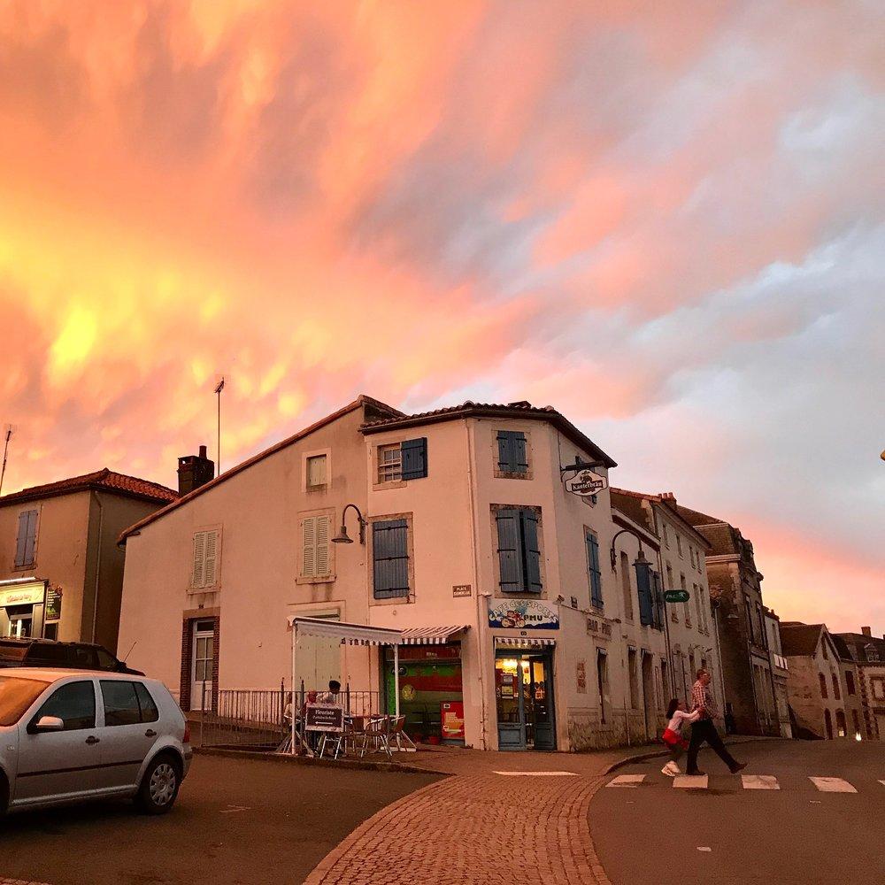 Mouchamps, France