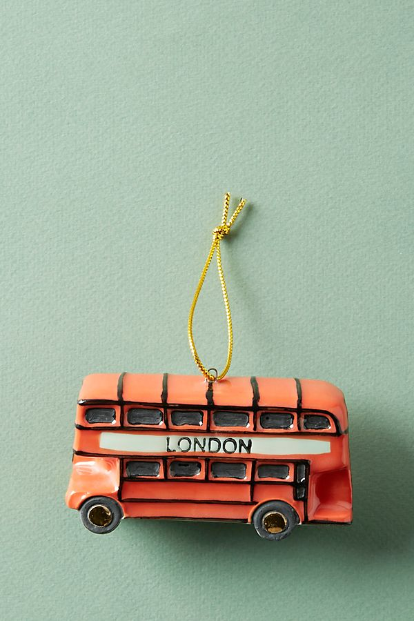 london double decker bus ornament-must have christmas ornaments-caitlin elizabeth james-blog.jpeg