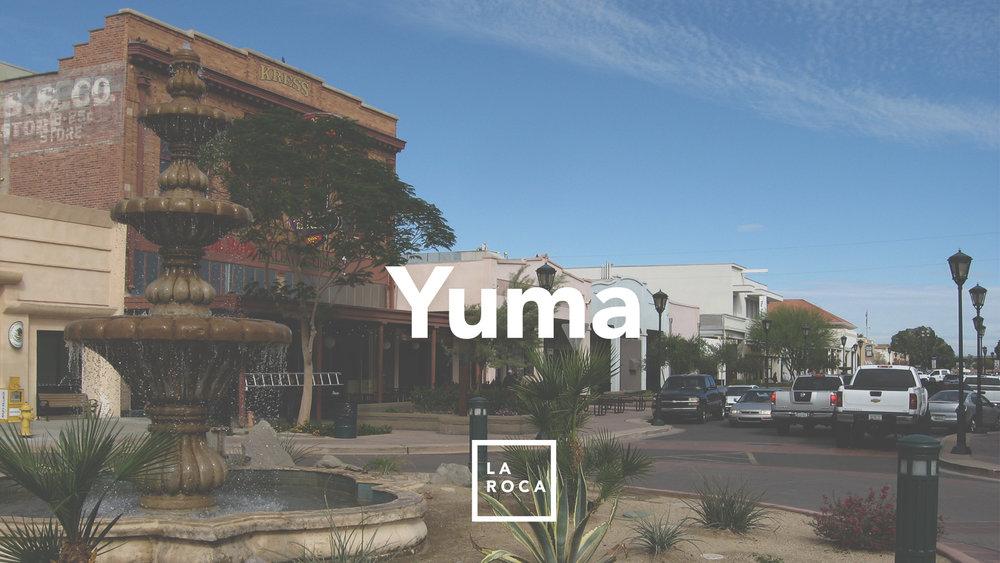 La Roca Yuma