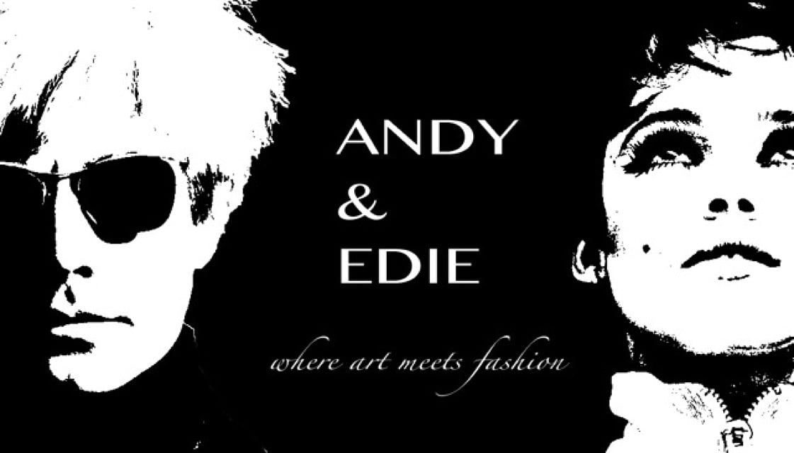 Andy and Edie