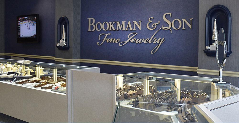 Bookman & Son Fine Jewelry Store in Brecksville, Ohio