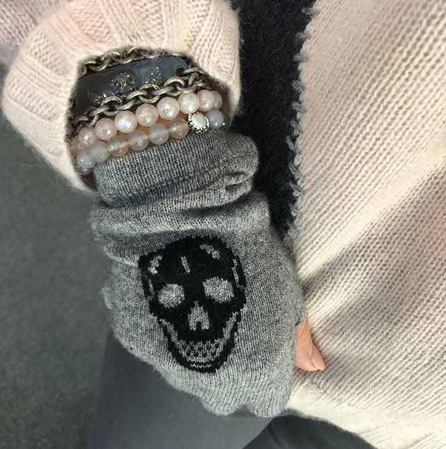 Warming up to the idea of the perfect glove this autumn