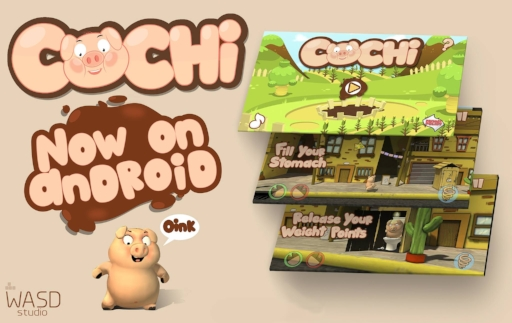 Cochi now on Android