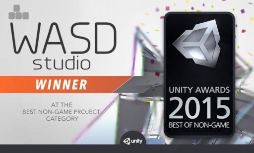Winner Unity Award 2015