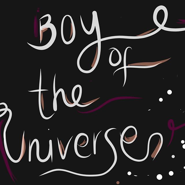 🌌Boy of the UNIVERSE. 🌌💙