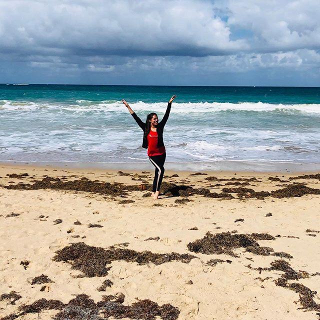 Puerto Rico 🇵🇷 2019 // @rakscaribe . . . @lunapoumian #lunadetour #bellydancer #aroundtheworld #mypassport #traveler #instatravel #vivirviajando #bailarina
