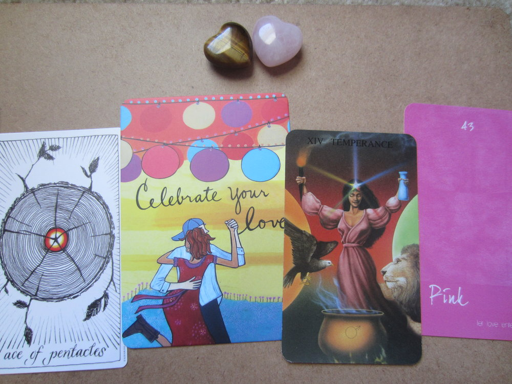 Oracle/Tarot Readings — Kadee Clark, Relationship Alchemist