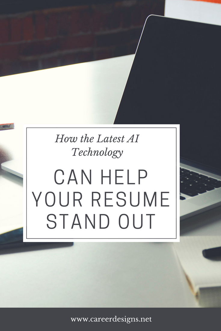How The Latest AI Technology Can Help Your Resume Stand Out Career