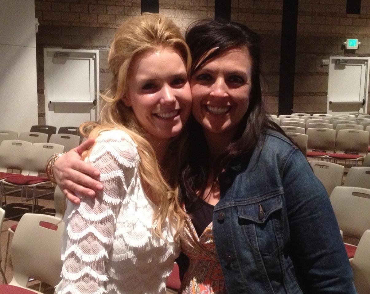Sarahbeth & me