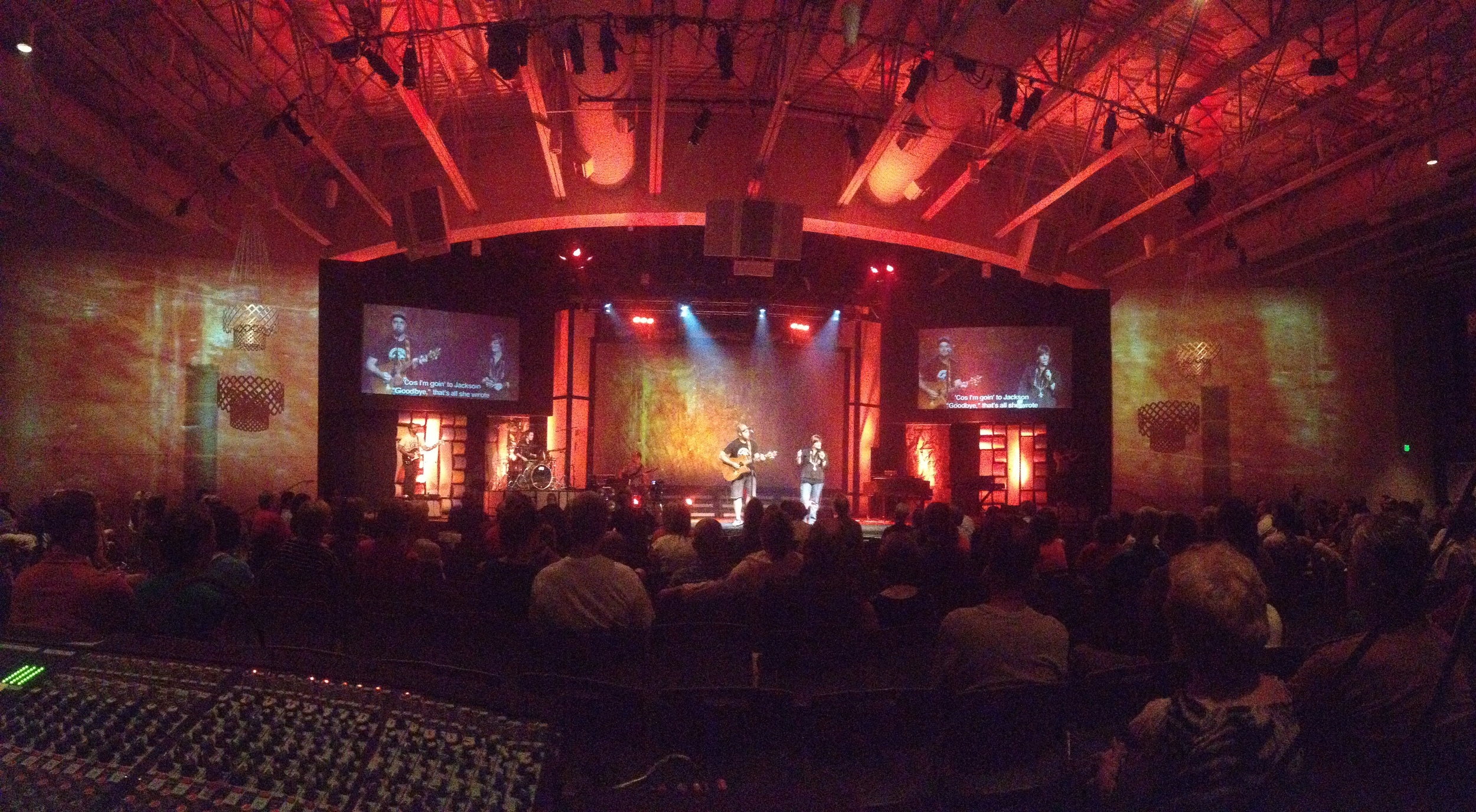 """Jackson"" at Crossroads Church"