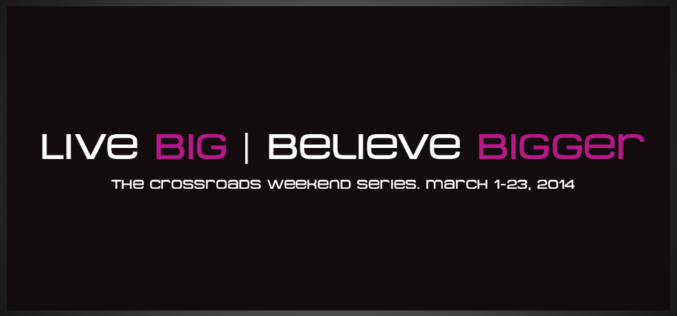 Believe Bigger