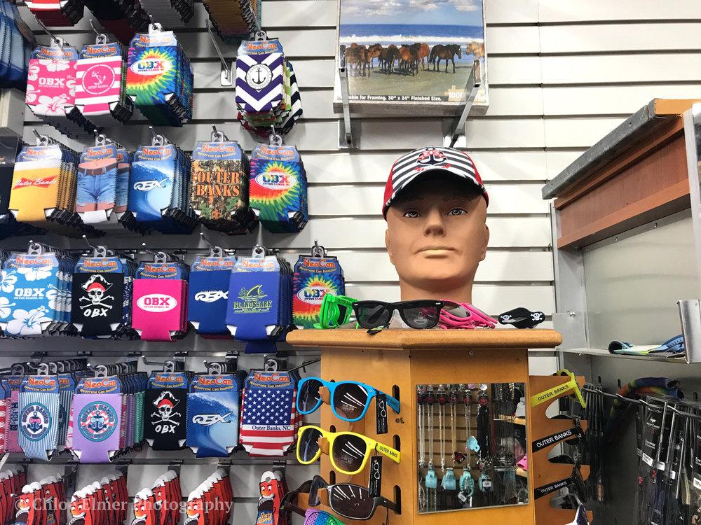 Gotta love the souvenir shops at the beach!