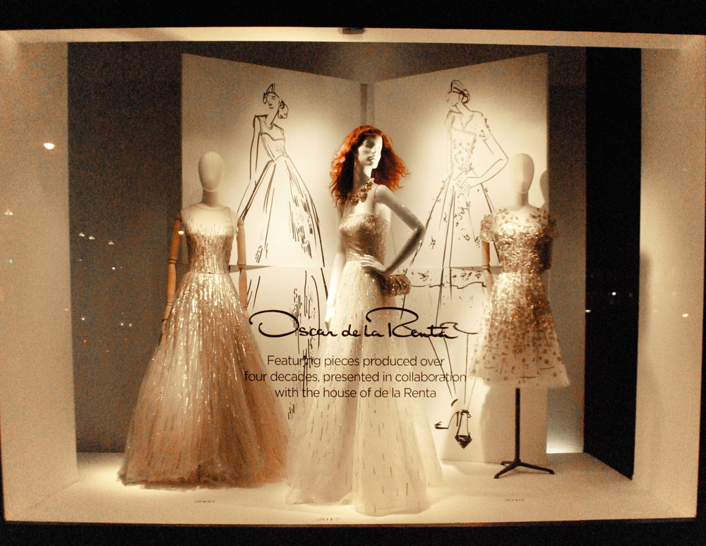 SAKS FIFTH AVENUE / OSCAR DE LA RENTA